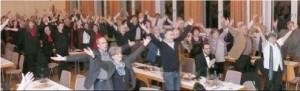 NeXt Generation begeistert jung und alt (c) Georg Brehm